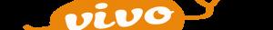Parte del logotipo de la Asociación VIVO, ocio inclusivo y tiempo libre con y sin discapacidad, en Madrid, de fondo del titular del blog